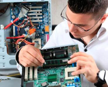 Ganhe dinheiro como técnico de montagem e manutenção de computadores